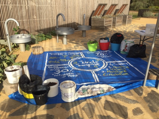 botanic gardens compost workshop #1