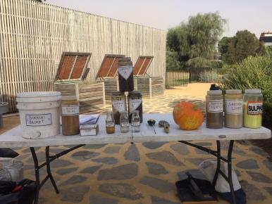botanic gardens compost workshop #2